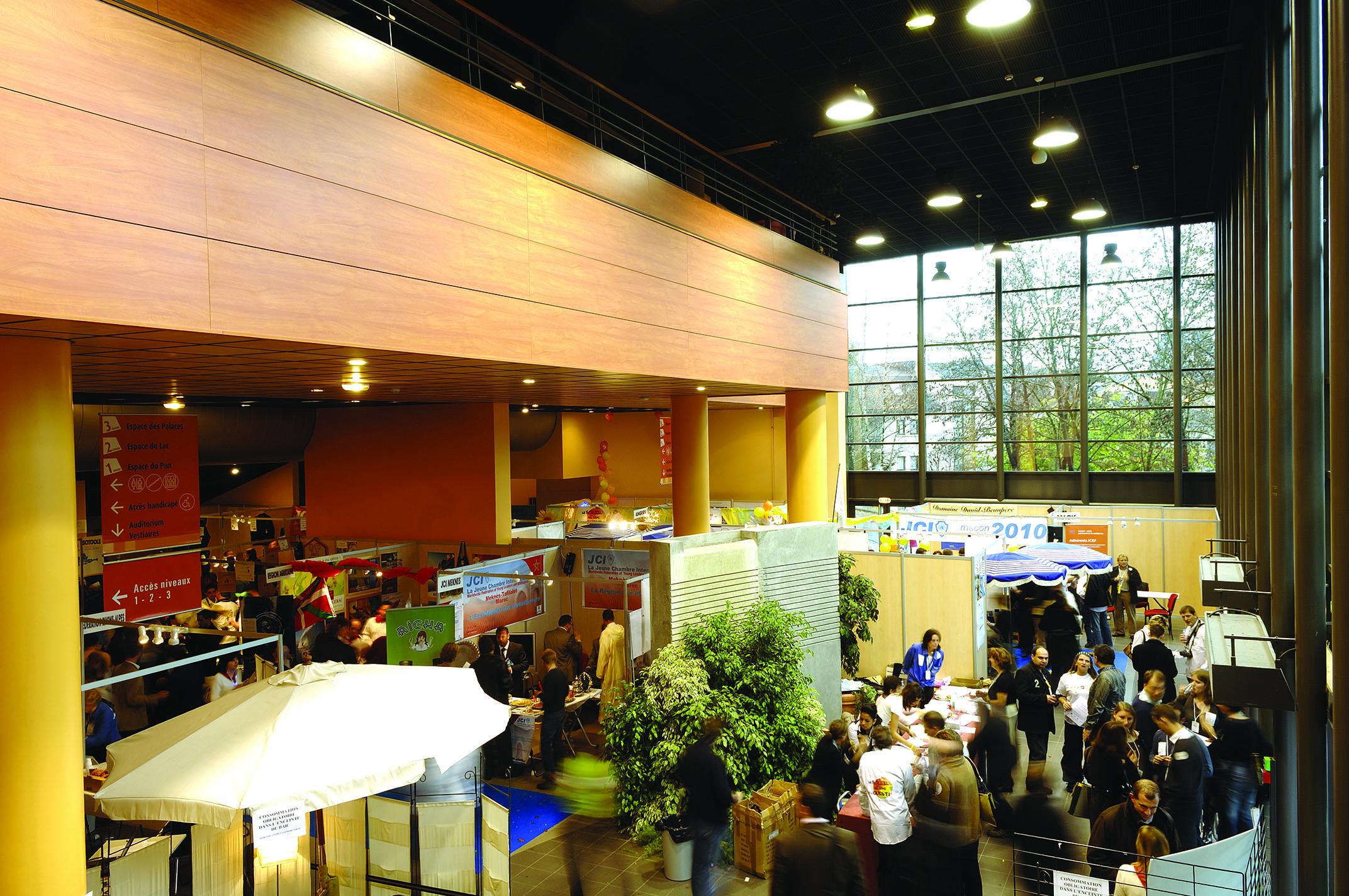 centre des congres d aix les bains business event 39. Black Bedroom Furniture Sets. Home Design Ideas