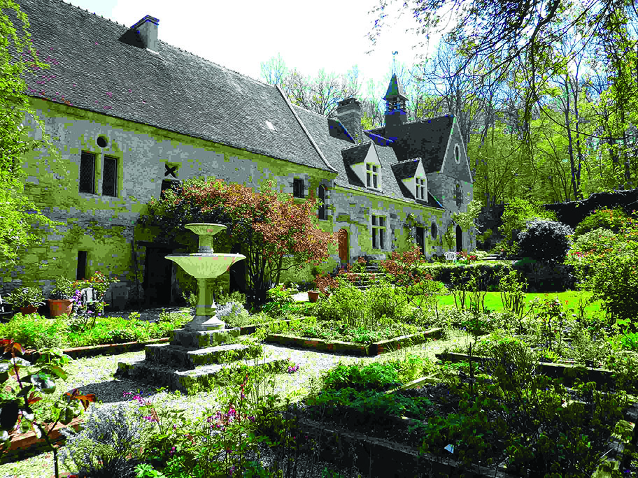 beauvais abbaye de Saint Arnoult
