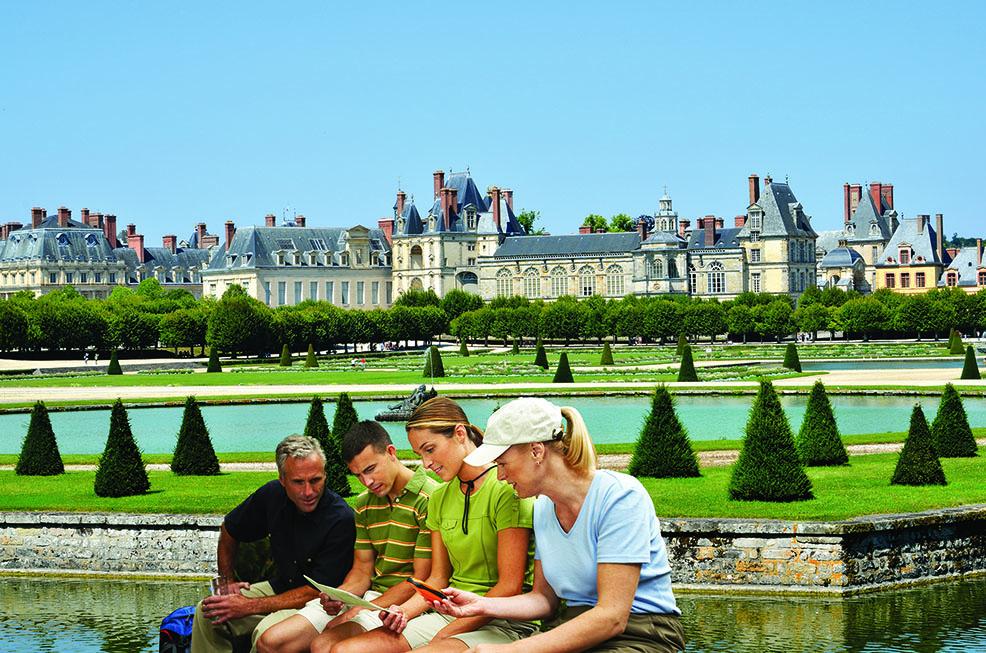 tres haute def, chateau, fontainebleau, chateau de fontainebleau