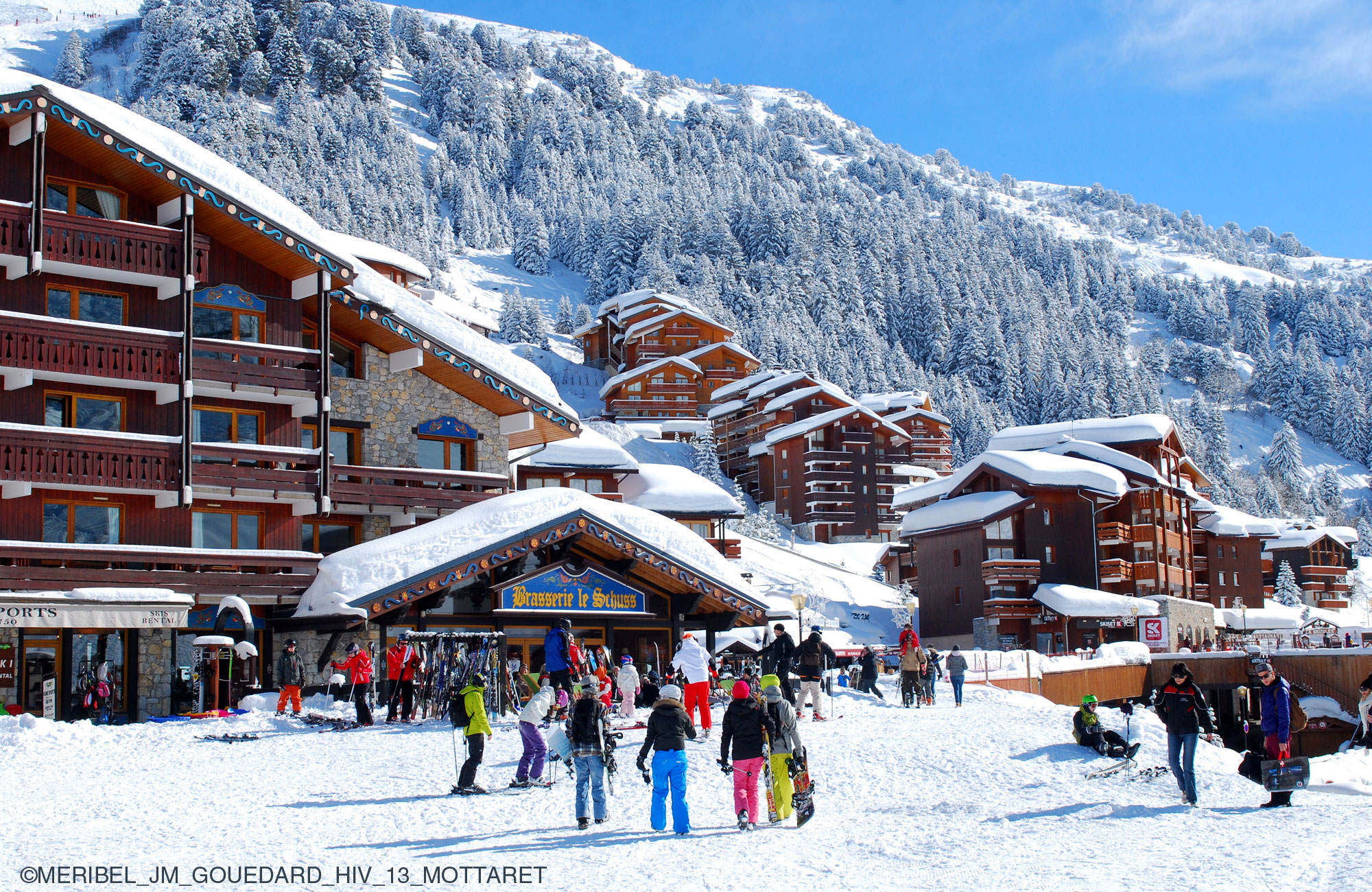 mybusinessevent-organiser un séminaire en Rhône-Alpes-Tourisme d'affaires Rhônes Alpes-séminaire à Méribel-1