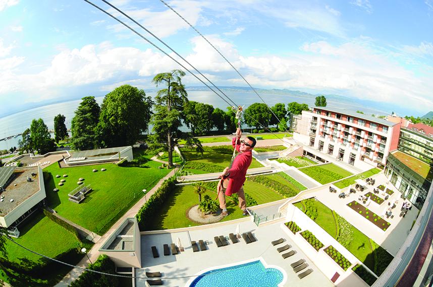 organiser un séminaire en rhone alpes- séminaire Evian- séminaire Hiltin- séminaire magazine Businessevent- séminaire et bien être-1