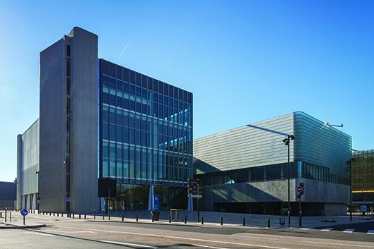 Centre prouvÇ - copyright Atelier Marc Barani Architectes - Atelier Christophe Presle Architectes - OH Dancy Photographe